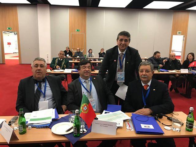 delegação portuguesa